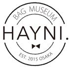 株式会社HAYNIのロゴ
