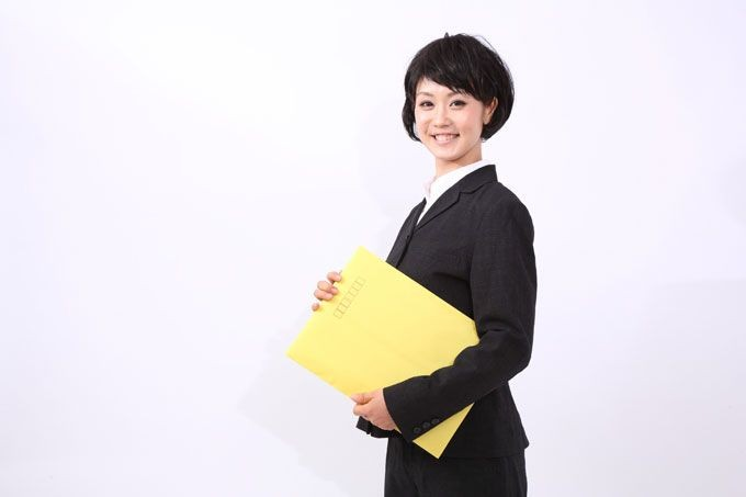 バイト用の履歴書は封筒に入れると採用率アップ?