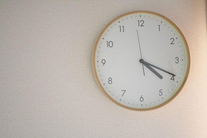 バイト面接の時間は何分前についたらいい?早いのはどう?
