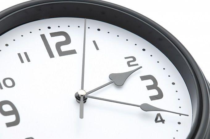 バイト基礎知識・勤務開始時間ちょうどに着いたら遅刻扱い?