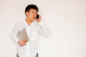 バイトの応募先から折り返しの電話がかかってきた時の流れ、受け答え方