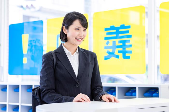 明光義塾では週に1日、1日1コマから勤務OKです。