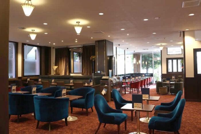 1964年創業の「銀座ルノアール」では「喫茶室ルノアール」をはじめ、さまざまな喫茶ブランドを運営しています。